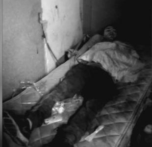 [VIDEO] Hombre secuestrado en Recoleta: Fue amarrado y rociado con parafina