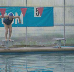 [VIDEO] #LaBuenaNoticia: Eliana Busch, la sirena chilena