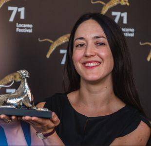 [VIDEO] Cineasta chilena se convierte en la primera mujer ganadora de Festival de Locarno