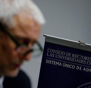 Dos universidades privadas postularon al Cruch después de 37 años