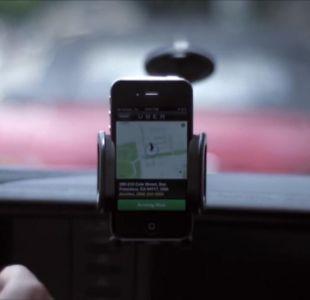 [VIDEO] Chofer de aplicación mató a taxista