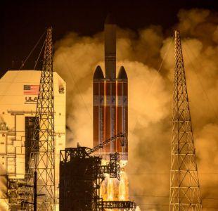 La NASA lanza con éxito sonda Parker con rumbo al sol