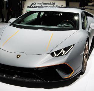 Hombre arrienda Lamborghini en Dubái y acumula más de 30 millones de pesos en multas