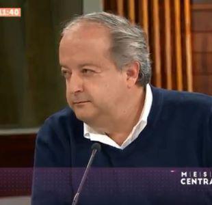 Monckeberg y dichos del ministro de Cultura: Nadie puede dudar de su compromiso con los DD.HH
