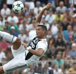 [VIDEO] Cristiano Ronaldo marca su primer gol con la camiseta de la Juventus