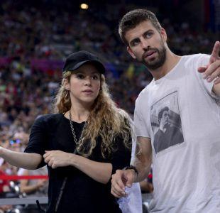 El cariñoso mensaje de Shakira a Piqué tras anunciar que se retira de la Selección Española