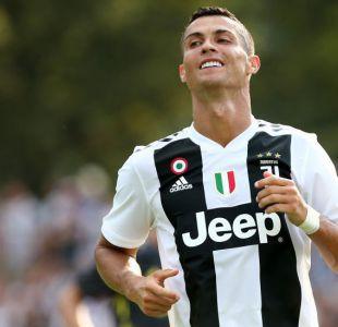 La locura que desató el debut de Ronaldo en un partido que contó con más aficionados que población
