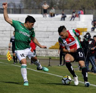 [VIDEO] Goles fecha 19: Palestino y Deportes Temuco repartieron puntos en La Cisterna