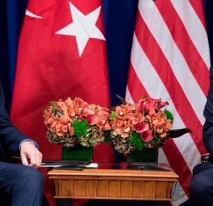 5 temas difíciles que enfrentan a EEUU y Turquía que revelan una confrontación inédita en su alianza