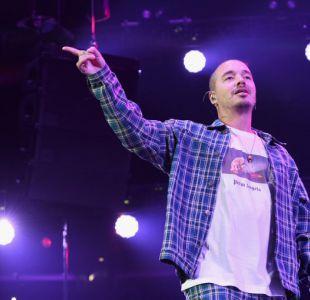"""J Balvin critica a los cantantes de reggaetón y trap con """"actitud de maleantes y narcos"""""""