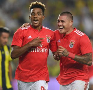 [VIDEO] Benfica y Nicolás Castillo jugarán la Champions League