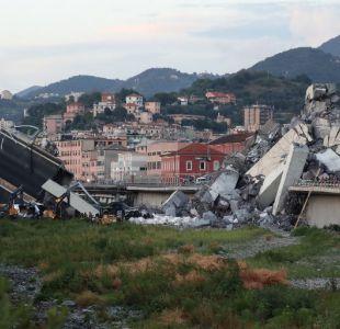 [VIDEO] Tragedia en Génova: Este sábado será el funeral de los chilenos fallecidos