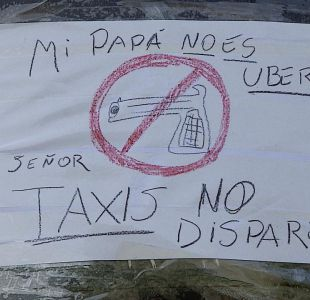 [VIDEO] Mi papá no es Uber: Denuncian ataques de taxistas a particulares por confusión