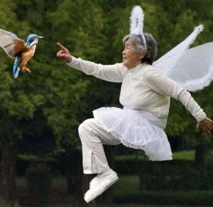 La simpática anciana japonesa que se ganó un lugar en el mundo millenials de Instagram
