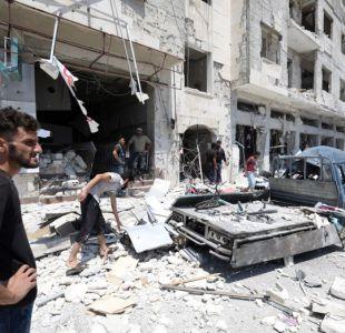 El gobierno sirio lanza campaña para que regresen los refugiados