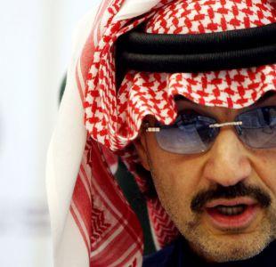 Quién es Alwaleed bin Talal, el polémico príncipe que estuvo en una cárcel de oro