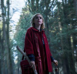 Revelan primeras imágenes de la nueva versión de Sabrina, la bruja adolescente