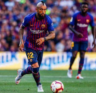 [VIDEO] La ofensiva del PSG que podría afectar directamente a Arturo Vidal y su rol en Barcelona