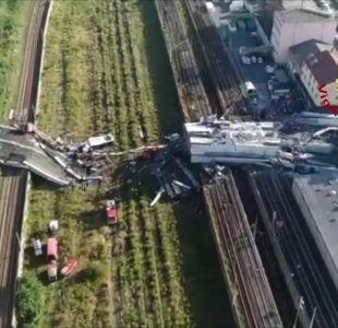 [VIDEO] Tres chilenos en la tragedia de Génova