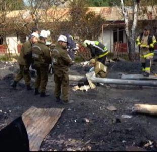 [VIDEO] Duelo comunal por muerte de 10 ancianas