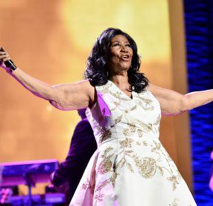 De Paul McCartney a Stephen King: el mundo de la música y la cultura despide a Aretha Franklin