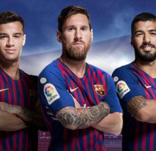 [VIDEO] El nuevo símbolo de campeón de Liga que lucirá Arturo Vidal en FC Barcelona