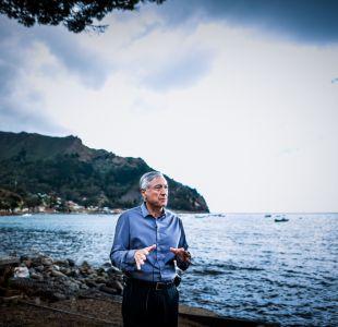 Heraldo Muñoz es nombrado embajador del Océano junto a John Kerry y David Cameron