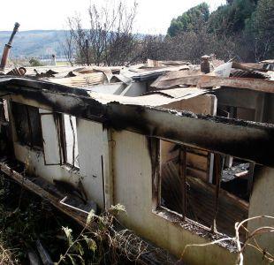 Incendio en Chiguayante: Servicio Médico Legal comienza entrega de cuerpos identificados