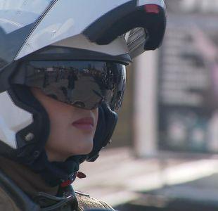 [VIDEO] Motoristas de élite contra los robos