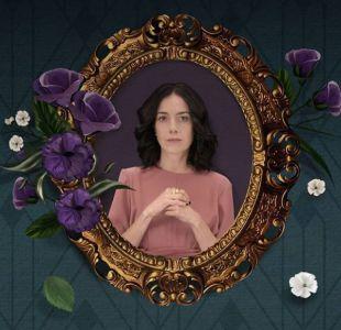 [VIDEO] Actriz de La casa de las flores se refiere al challenge que busca imitar su voz