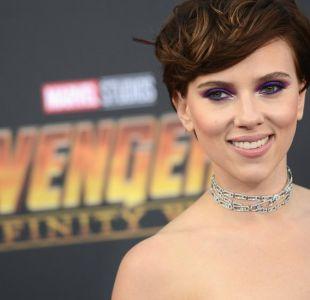 Scarlett Johansson es la actriz mejor pagada del mundo... pero su par hombre la triplica