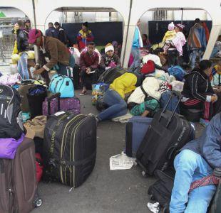 Venezolanos deberán ingresar con pasaporte a Perú tras nuevo fallo judicial