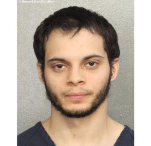 El autor del tiroteo en aeropuerto de Florida es sentenciado a cadena perpetua
