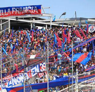 [VIDEO] Supeclásico: Colo Colo tiene plazo hasta el martes para habilitar tribuna visitante