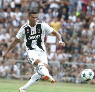 [VIDEO] No se salva nadie: Cristiano Ronaldo y nuevos fichajes de Juventus deben cantar a capela