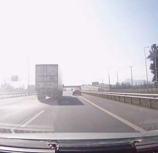 [VIDEO] Alerta por asaltos previos al 18