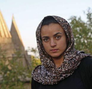 El horror de una adolescente yazidí al volver a encontrarse con su secuestrador de Estado Islámico