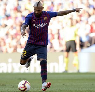 Barcelona vs. Alavés: Día, hora y dónde ver el posible debut de Arturo Vidal en la liga española