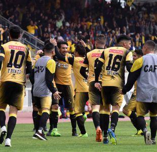 [VIDEO] El lienzo que se robó las miradas en el clásico entre Coquimbo Unido y Deportes La Serena