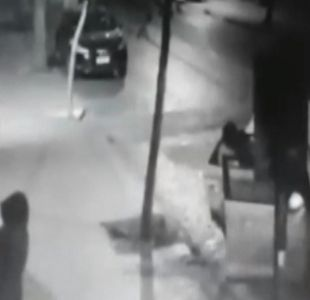 [VIDEO] Nuevo homicidio remece a barrio República