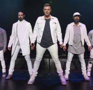 [VIDEO] 14 personas resultan heridas en concierto de los Backstreet Boys