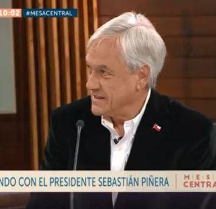 [VIDEO] Sebastián Piñera sobre el término todes: Es un absurdo que hay que desterrar