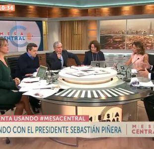 [VIDEO] Piñera sobre Luis Castillo y caso Frei Montalva: Nunca hubo ningún intento de ocultamiento