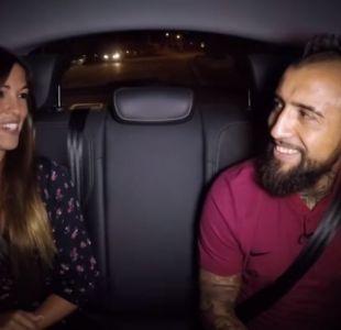 [VIDEO] Arturo Vidal se sincera en Barcelona: Piensan que soy rudo, pero soy tímido y tranquilo