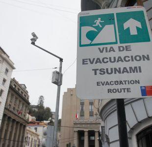 Onemi realizará simulacro de terremoto y tsunami en región de Atacama
