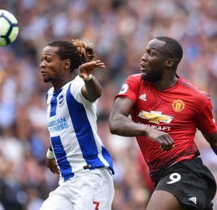Sin Alexis Sánchez: Manchester United pierde por 3-2 ante Brighton