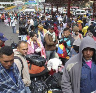 Ecuador excluye a menores venezolanos de nueva política migratoria