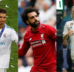 Sin Messi: Estos son los nominados al mejor jugador de Europa