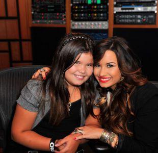 El paseo que quiere dar la hermana menor de Demi Lovato tras su rehabilitación te sacará una lágrima