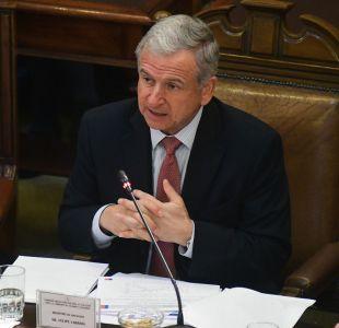 Comisión de Hacienda del Senado aprueba en general proyecto que sube el salario mínimo a $286 mil